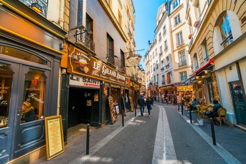 Kostenlose Wanderung durch Paris - Volle Geschichte und Kultur
