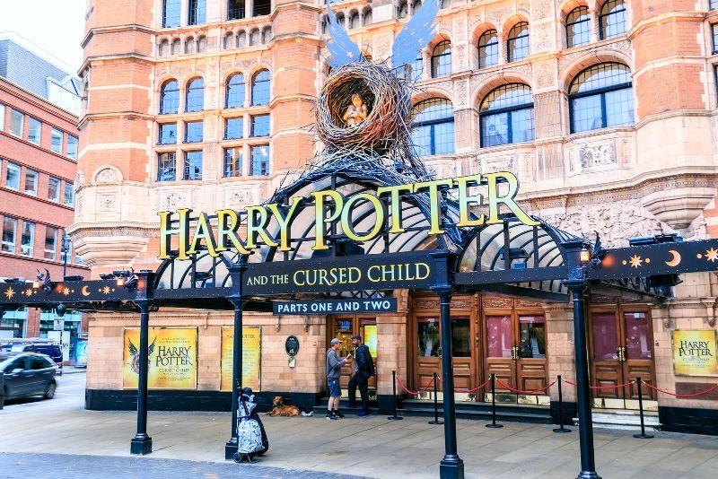 Harry Potter y el niño maldito