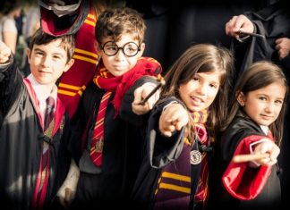 Harry Potter in London - best places to visit