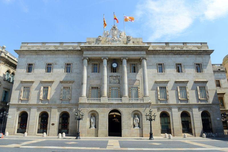 Historic Center of Barcelona Free Tour