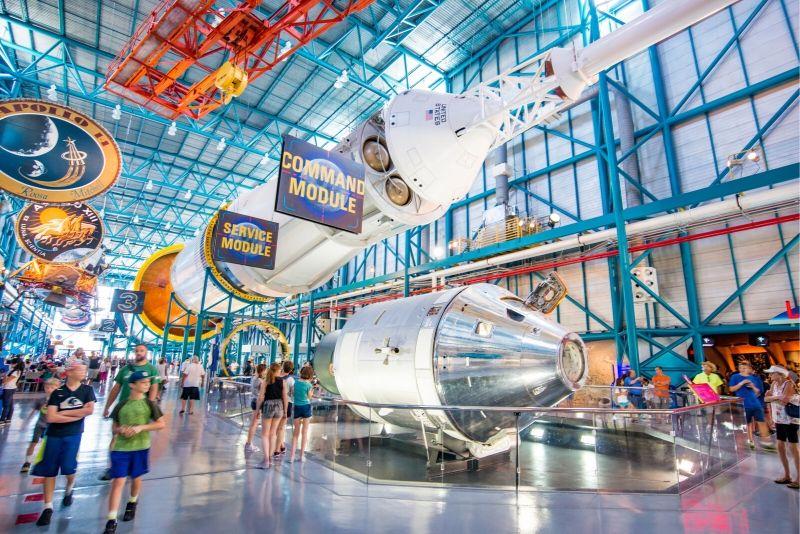 Precio de las entradas del Centro Espacial Kennedy