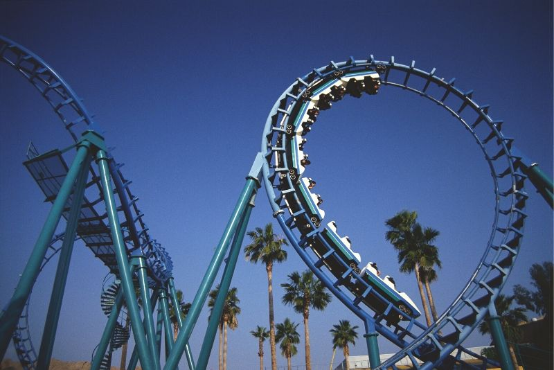 Knott's Berry Farm, United States