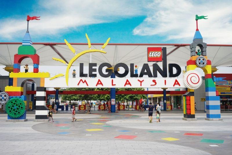 Legoland Malaysia, Malaysia