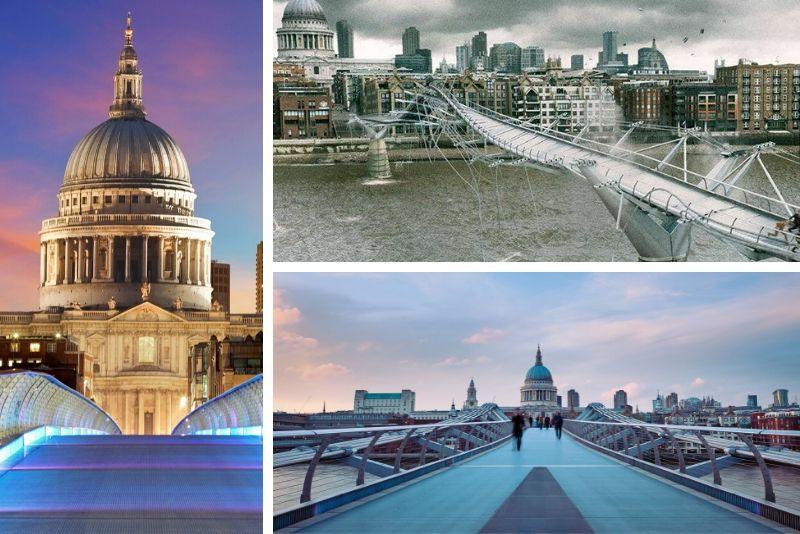 Millennium Bridge, Londres