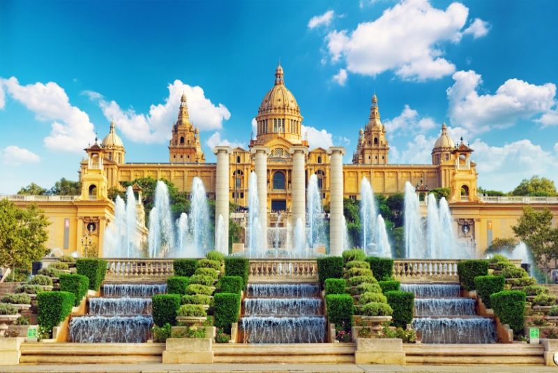 Montjuic Free Walking Tour