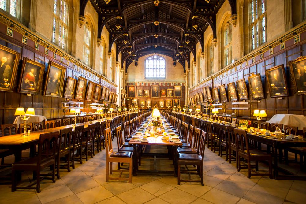 Oxford University Hall