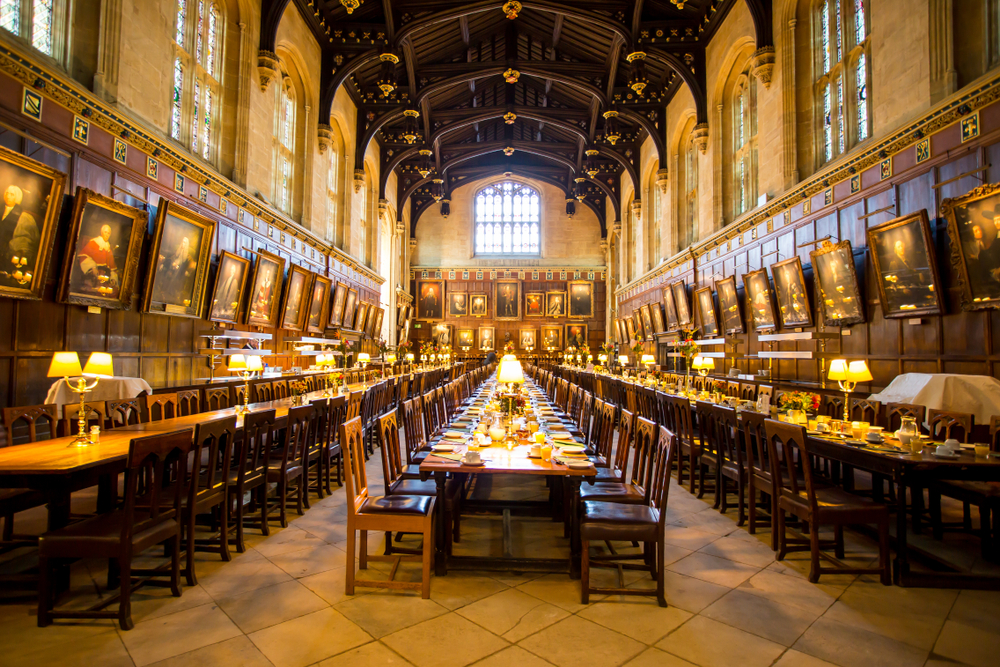 Oxford University Hall