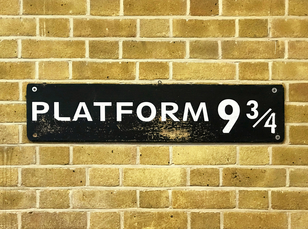 Harry Potter Free Tours - Plattform 9 3/4