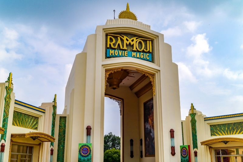 Ramoji Film City, India