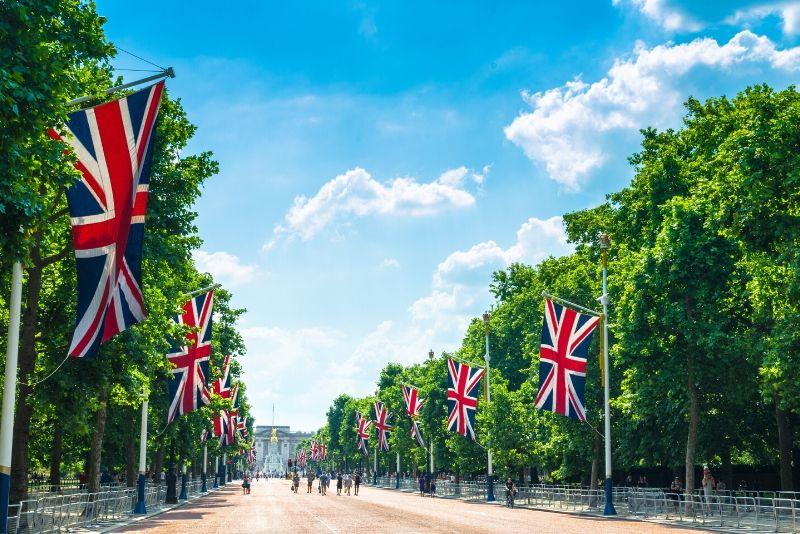 Royal London kostenlose Wanderung
