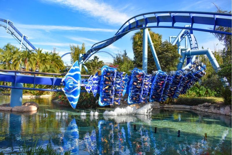 SeaWorld Orlando, United States