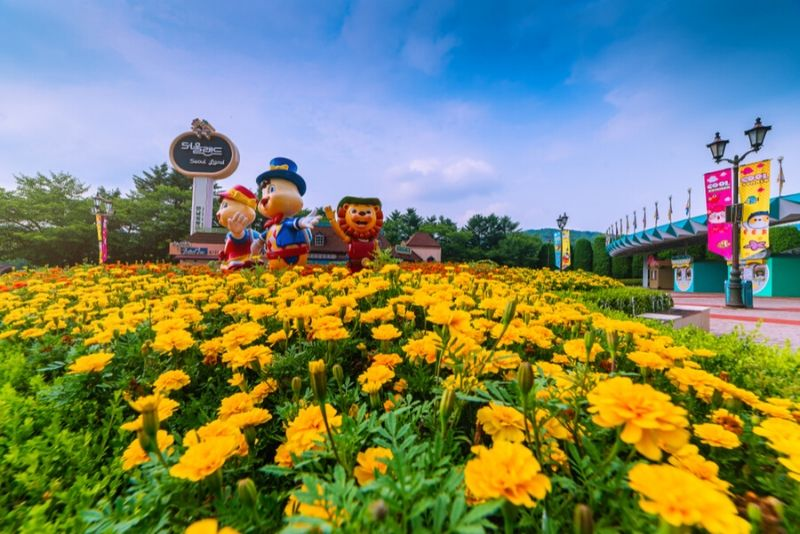 Seoul Land, South Korea