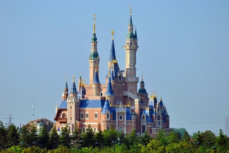 Shanghai Disneyland Park, China