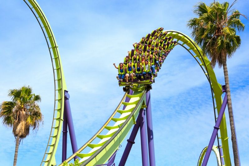 Six Flags Discovery Kingdom, United States