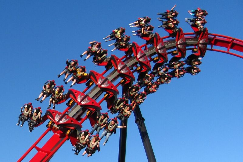Six Flags Great America, United States