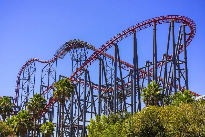 Six Flags Magic Mountain, United States
