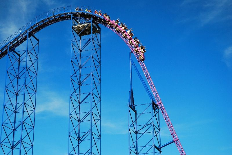 Six Flags New England, United States
