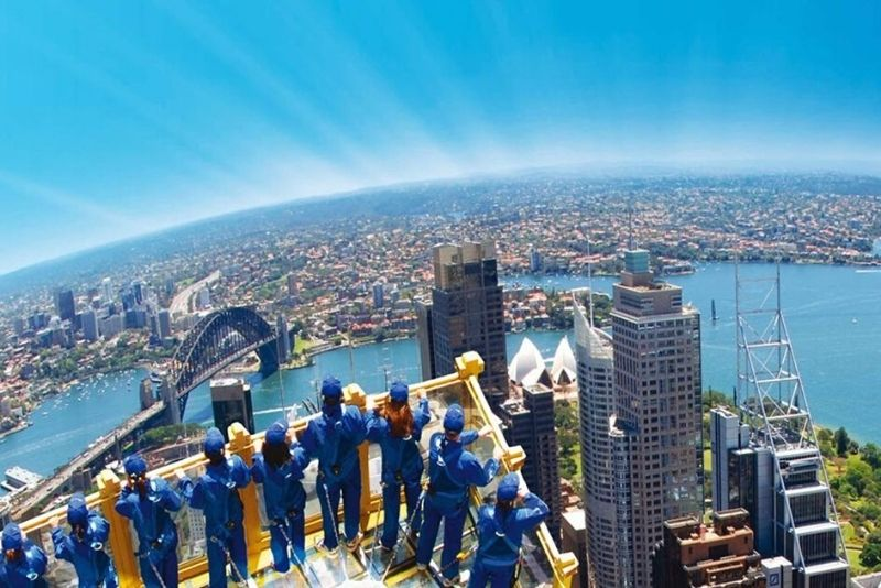 Sydney Tower Eye Skywalk tickets