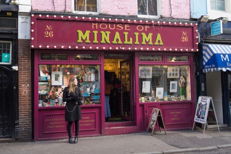 La casa di MinaLima