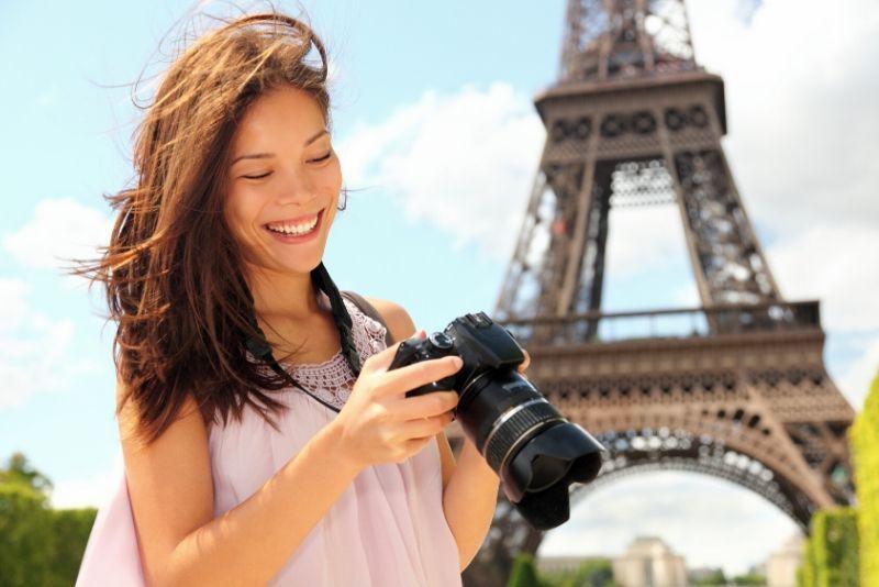 The Paris Free Photoshoot Tour
