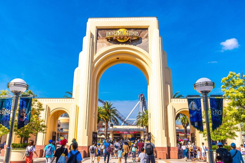 Universal Studios Japan, Japan