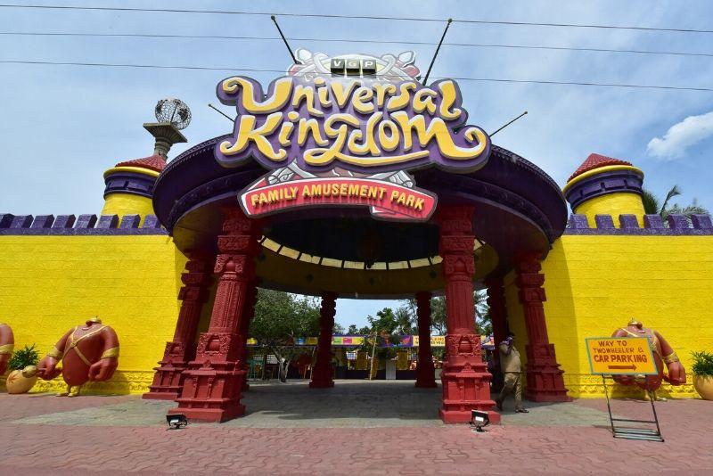 VGP Universal Kingdom, India