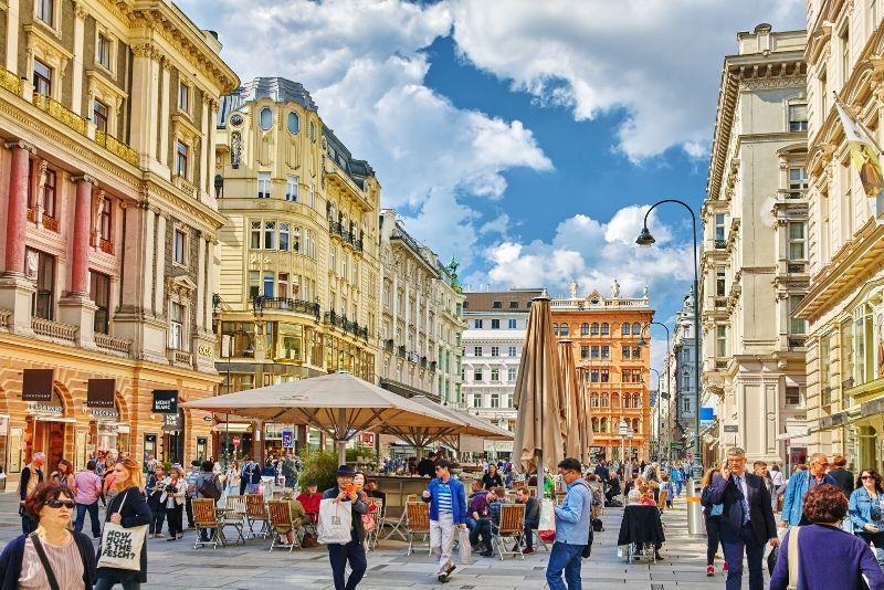Vienna center