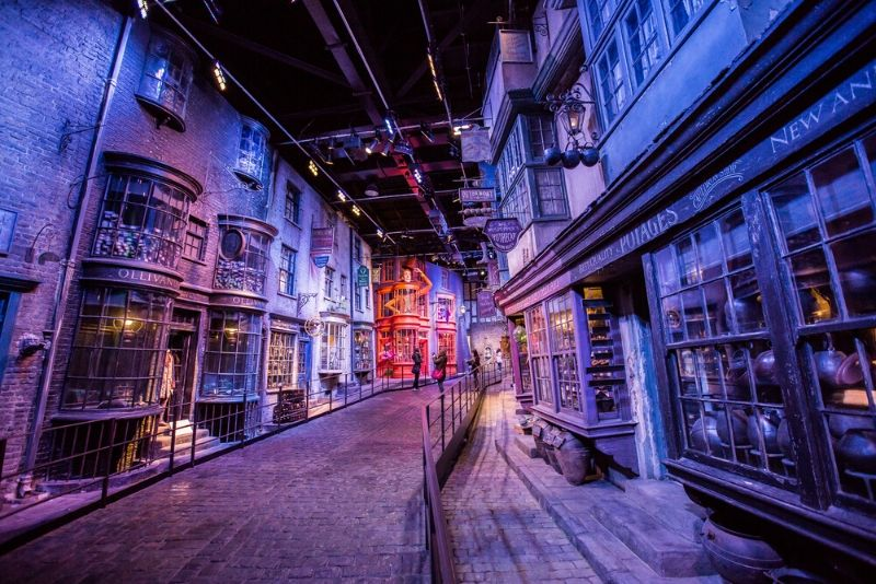 Warner Bros. Studio Tour London, United Kingdom