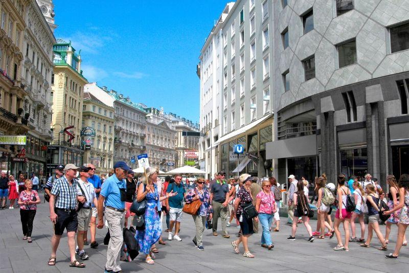 beste kostenlose Wanderungen in Wien