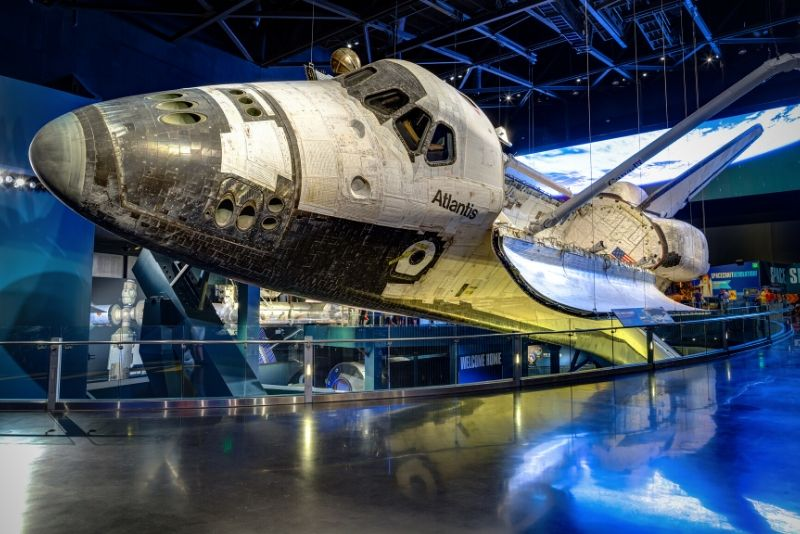 best time to visit the Kennedy Space Center