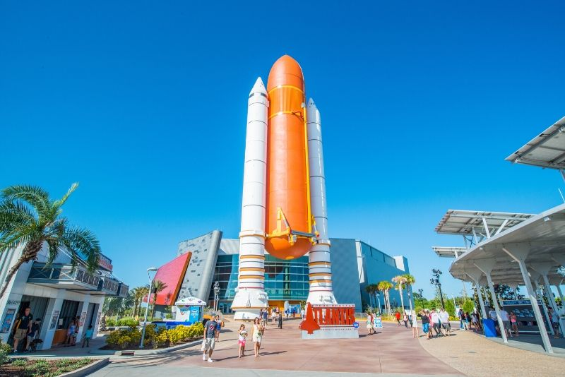 reservar entradas para el Centro Espacial Kennedy en línea