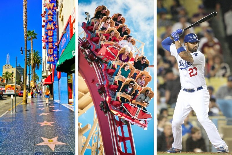 must-see attractions in Los Angeles