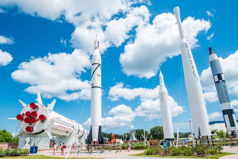 things to see at the Kennedy Space Center