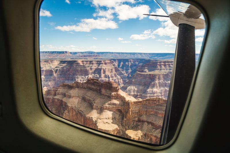 Airplane Tour Grand Canyon