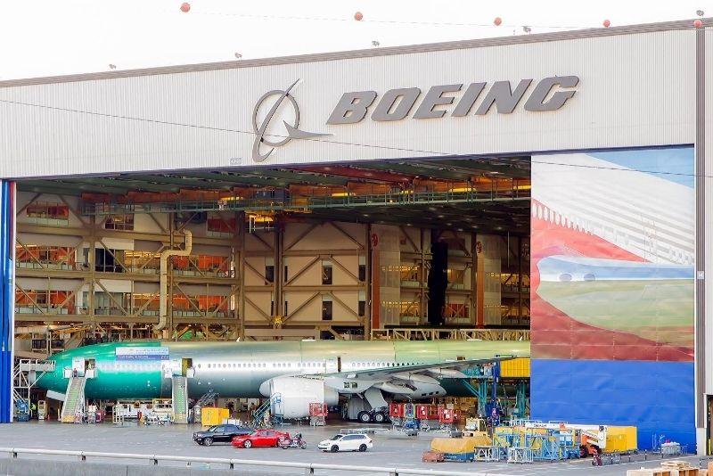 Boeing Factory tour price
