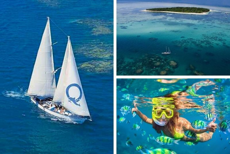 Cairns Green Island & Reef Full-Day Sailing Cruise