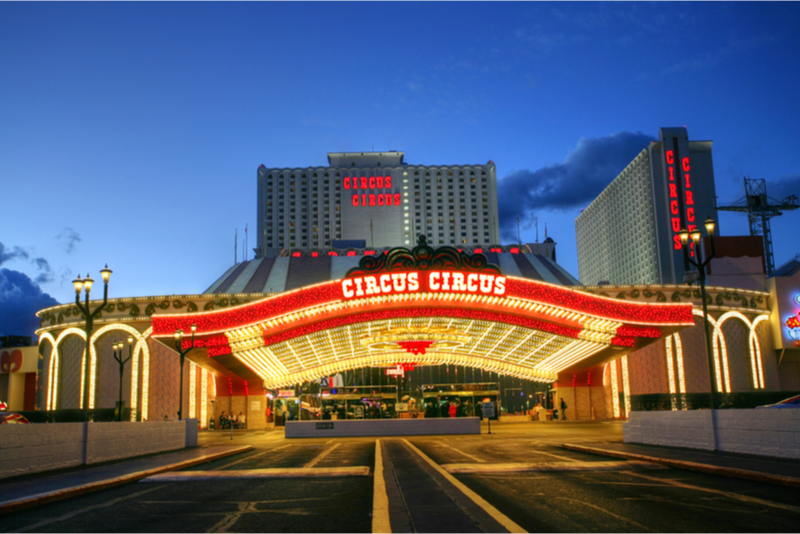 Circus Circus casino Las Vegas