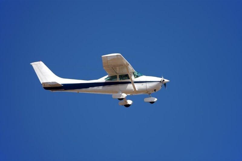 Tour en avión por el Gran Cañón