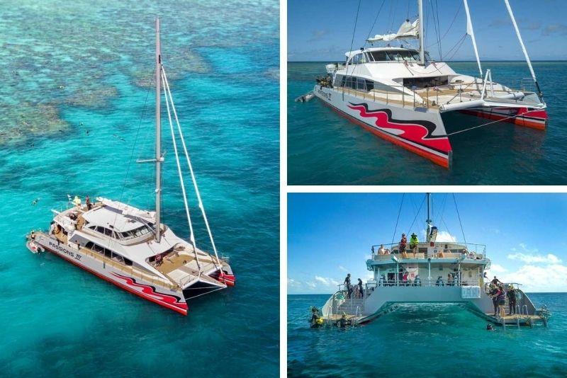 Great Barrier Reef Premium Catamaran Cruise from Cairns