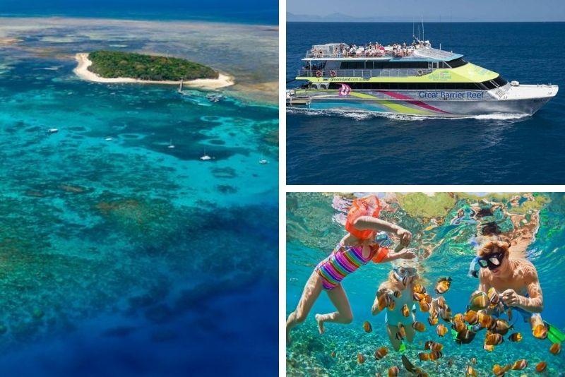 Green Island Reef Catamaran Cruise from Cairns
