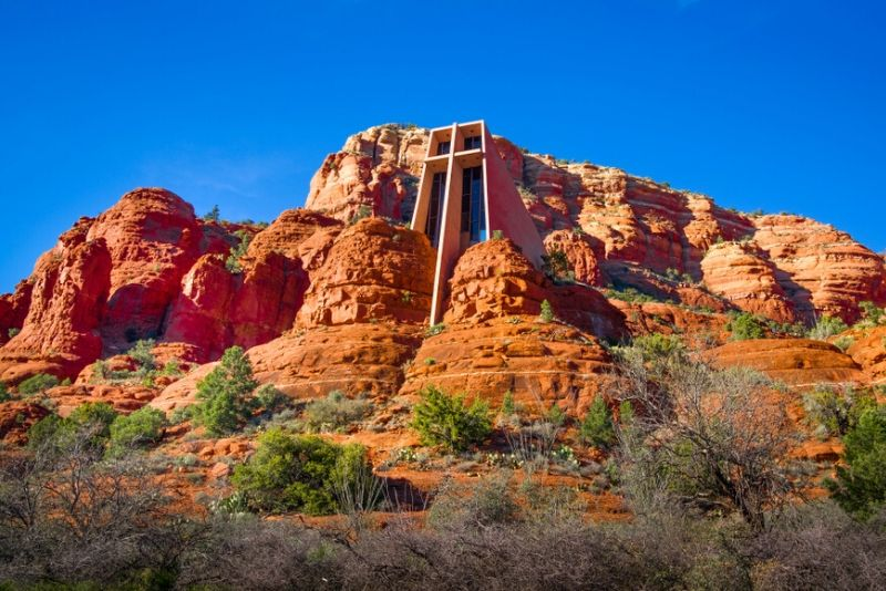 Highlights of Sedona Jeep Tour Including Cathedral Rock