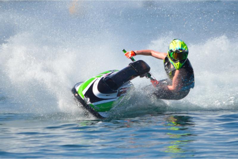 Tour en moto de agua