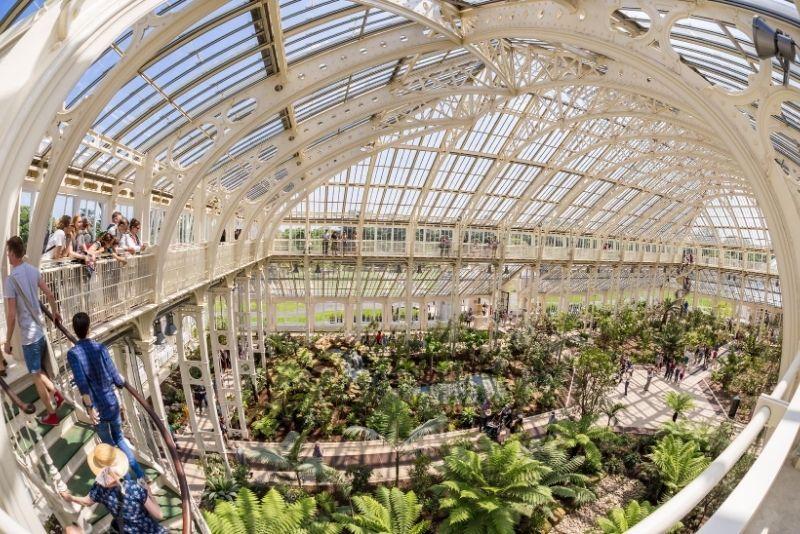Kew Gardens tickets price