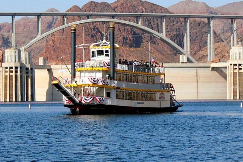 Crucero por el lago Mead