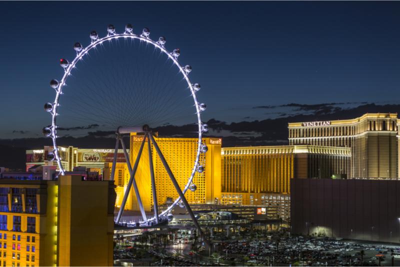 High Roller de Las Vegas