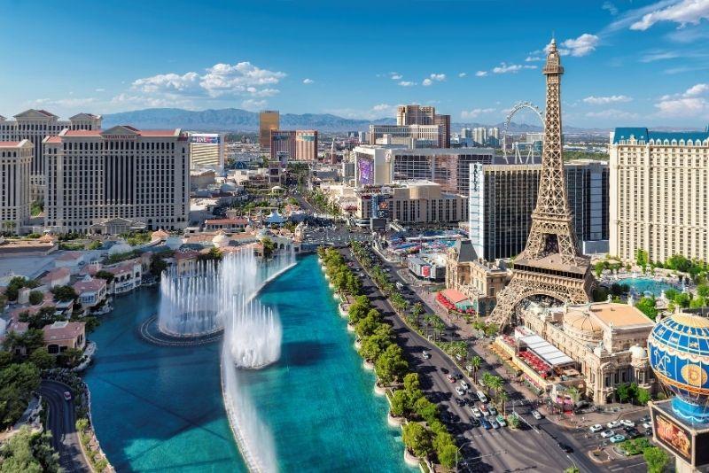 Búsqueda del tesoro en Las Vegas