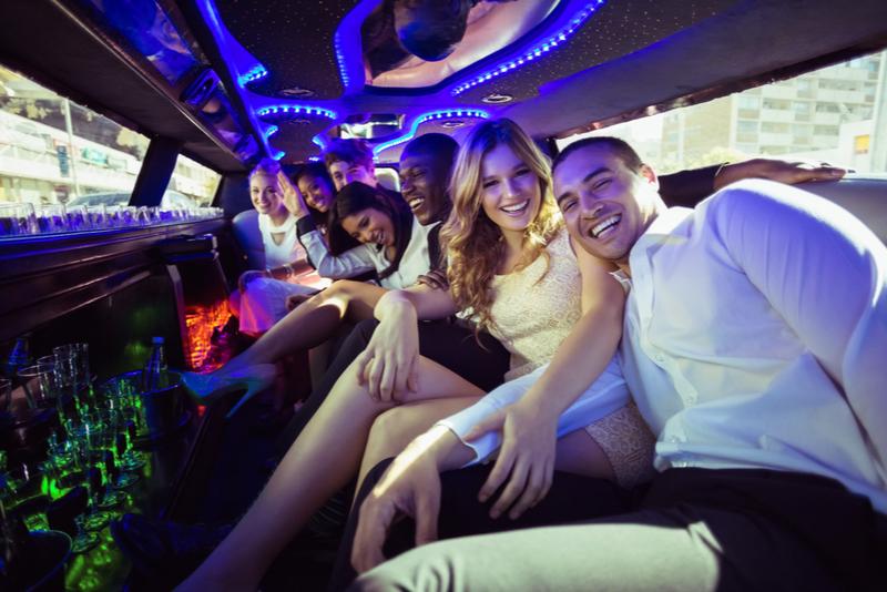 Limousine Ride in Las Vegas