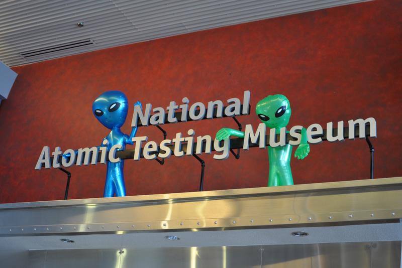 Museo Nacional de Pruebas Atómicas