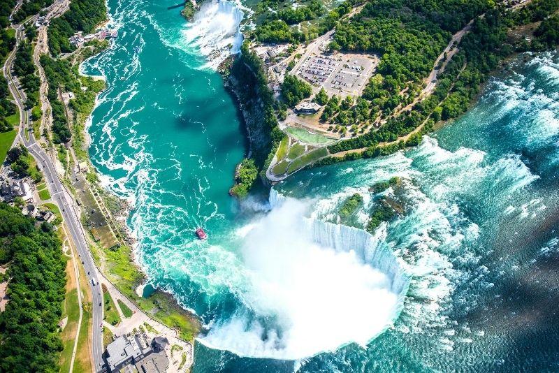 Niagara Hornblower cruise
