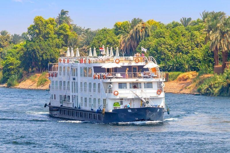 Nile cruises itineraries